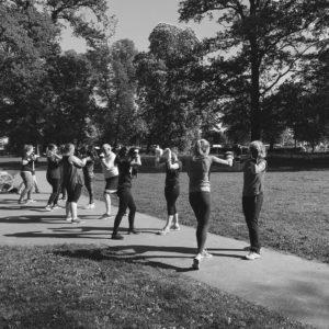 kickboks-coaching-buiten