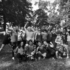 kickboksen-voor-vrouwen-buiten