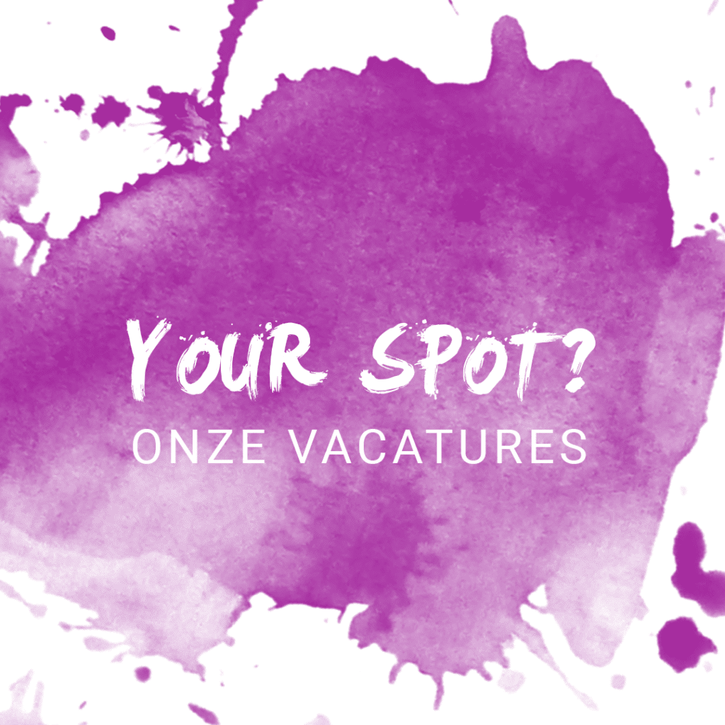 your-spot-onze-vacatures